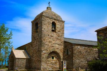 Galicia Santa Maria Real church