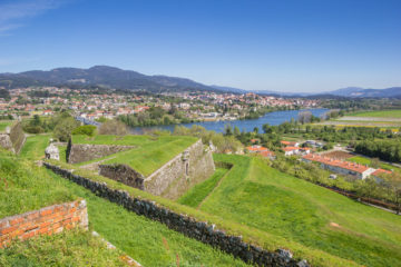 Camino de Santiago from Portugal